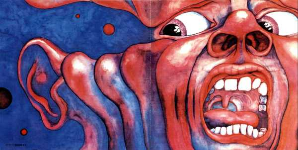 King Crimson - In The Court Of The Crimson King - Booklet