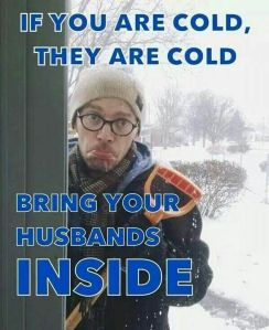 husband inside